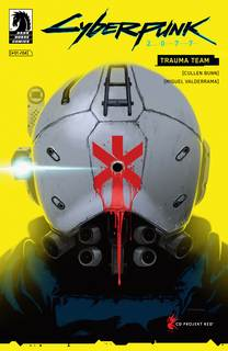 Cyberpunk 2077: Trauma Team (1 из 4)